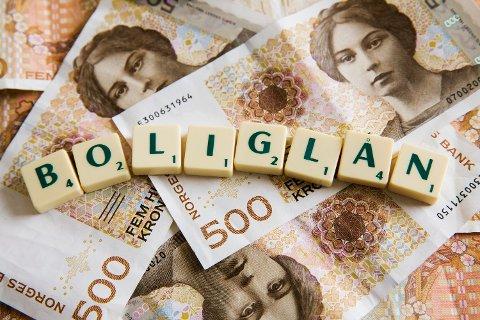 UENDREDE BOLIGLÅNSRENTER: Men snart kan rentene øke ytterligere, hvis Norges Bank setter opp styringsrenten i juni.