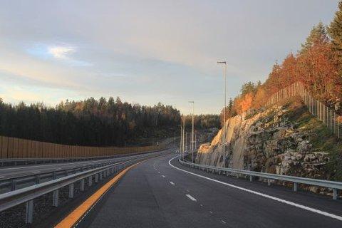 Ny firefelts vei: Planleggingen av veien østover er i full gang.