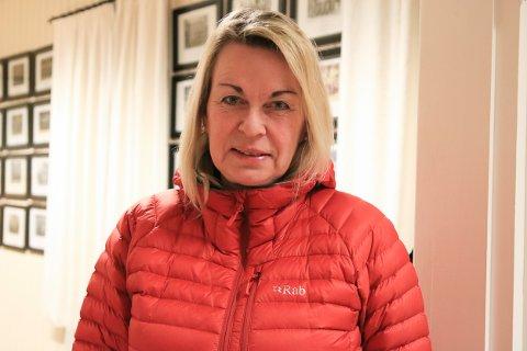 MÅ FLYTTE: Marie Bakka har ikke råd til å bruke nesten 200.000 kroner i bomstasjoner de neste årene. Hun vurderer sterkt å flytte fra hjembygda når den nye motorveien er ferdig.