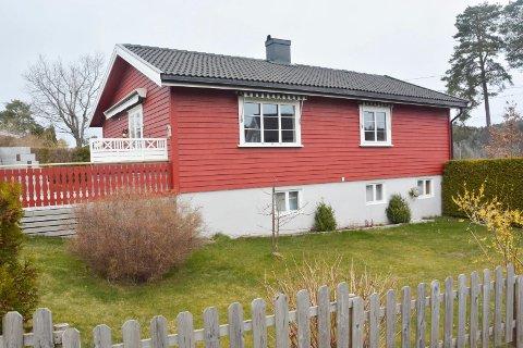 Schønbergsvei 8 er solgt for 1,9 millioner.