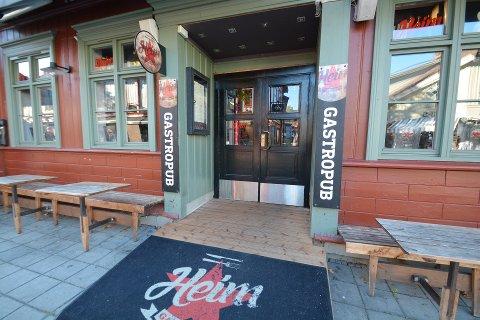 Nå kan du få tilkjørt både mat og øl fra Heim i Lillehammer sentrum.
