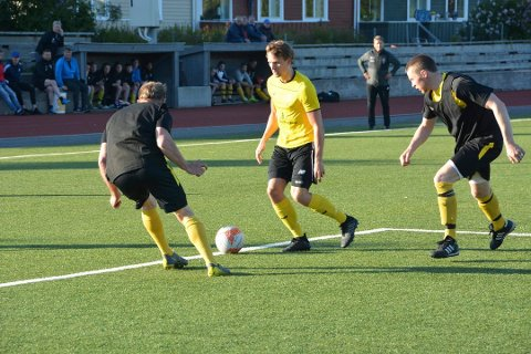 KIFs herrelag i fotball er langt fra å være blant spillselskapet Coolbets favoritter til å vinne serien i 6. divisjon. (Arkivfoto)