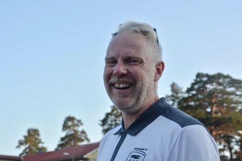 INNTEKTER UTEBLIR: Leder i Kifs fotballgruppe, Petter Langlo. Arkivfoto: Per Eckholdt