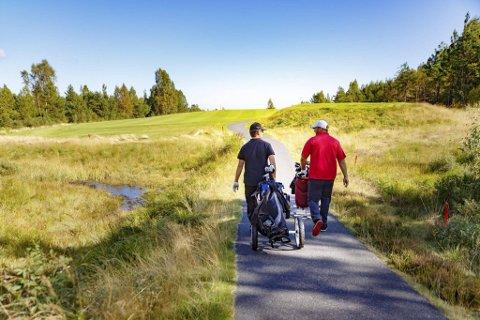 Kragerø har en av landets flotteste golfbaner. Den ligger i tilknytning til Kragerø Resort.