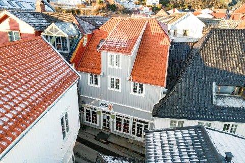 GODT OVER PRISANTYDNING: P.A. Heuchs gate 20 ble solgt for 2.420.000 kroner fra Harald Carlsen til Glenn Haslums selskap Mikma AS. Prisantydningen var på 1,9 millioner.