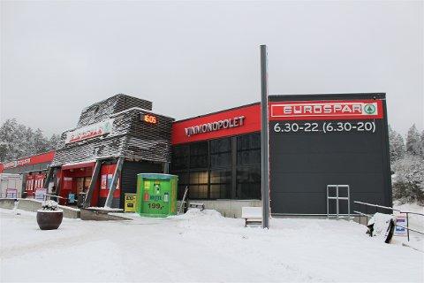 Eurospar har de siste månedene jobbet med et tilbygg til butikken. Med dette tilbygget skal Eurospar utvide ferskvaredisken i butikken.