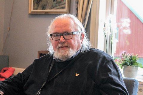 Kommuneoverlege Ivar Andreas Skogvold.