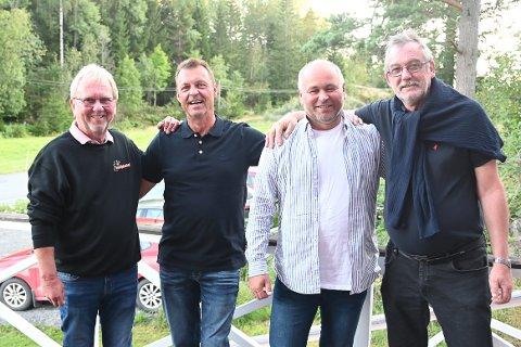 Slipper CD: Om kort tid slipper Tonehjulsværket ny CD. Bandet består av Ole Vidar Markussen, Per Amund Solvang, Arild Moen og Morten Bohlin.
