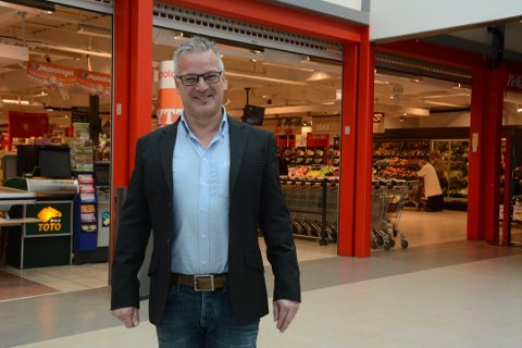 Geir Jakosen vil ha tips frå organisasjonar som ønskjer støtte i 2016. (Arkivfoto).