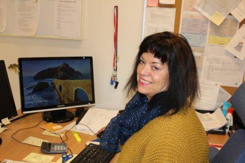 Marie Elisabeth Kaldestad på Undarheim skule er blant rektorane som er spente på kva budsjett dei får tildelt til neste år.