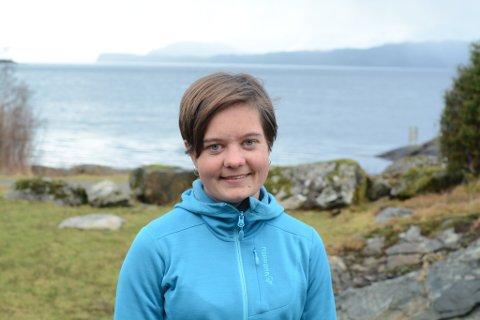 Margretha Flatland frå Rosendal, busett i Oslo, er friluftsentusiast, og brukte ferien på å gå frå Haukeli til Tyssedal.