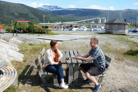På ettermiddagen onsdag 18. mai inviterer Mari Teigen Varanes i Kvinnherad Turlag og Ørjan Berge ved Husnes Mottakssenter til ein kjekk «Bli kjent»-dag i Husnes båthamn.
