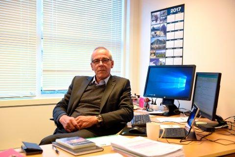 Rådmann Odd Ivar Øvregård har oppretta selskapet «Råd og Dåd».
