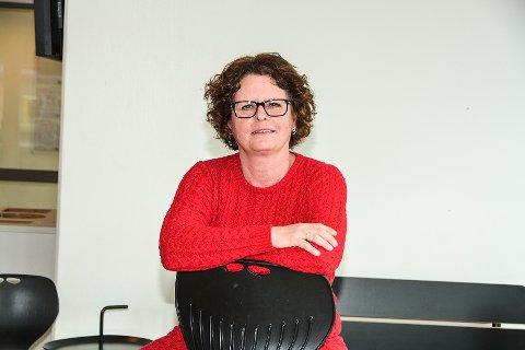 Vibeke Fredheim, hovudtillitsvald i Fagforbundet Kvinnheras, synest prosessen rundt nedlegginga har vore god. (Arkivfoto).