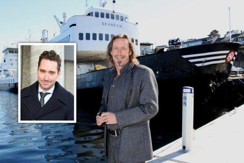 FOR ROGALAND: Lars Slettebø mener innbyggerene er forbigått i den nye regionsreformen, og sier Sunnhordland havner dårlig ut når det skal samles til et storfylke. Foto: KARI STAUTLAND.