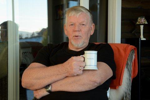 Harald Særsten er skeptisk til avtalen som er forhandla fram og trur ikkje den vil føra til utbetalingar til medlemane.