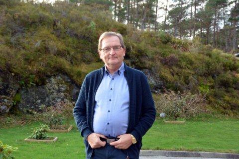 Talsmann for Vener av Fjelberg Kraftlag, Per Ove Kviteberg, gler seg over uttalen frå Lotteri- og stiftelsestilsynet. (Arkivfoto).