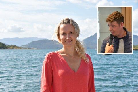 Silvia Tofte frå Sæbøvik ligg som nummer tre av 41 på lista over kandidatar for Kvinnherad Høgre til kommunevalet i 2019. Unge Vegard Bjørnevik er nummer 17.