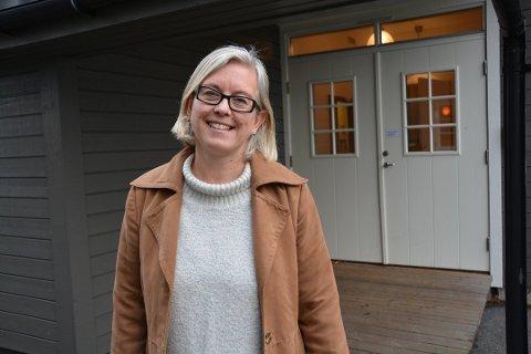 SLUTTAR: Karin Oppedal Harsvik har sagt opp jobben som einingsleiar for integrering og opplæring, og kommunen søkjer no etter ein erstattar. (Arkivfoto).