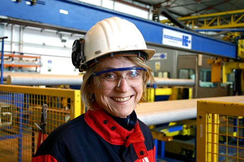 Ingrid Heradstveit Guddal blir ny fabrikksjef ved Hydro Karmøy.