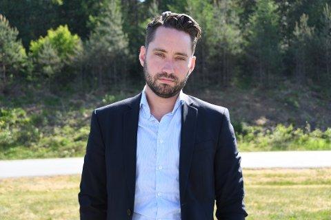 Kvinnherad-ordførar Peder Sjo Slettebø står på vallista for fylkestingvalet til neste år. (Arkivfoto).
