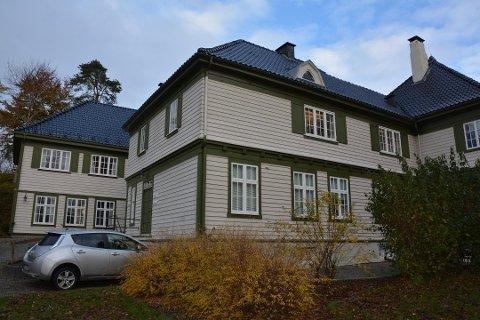 Sunnhordland tingrett. (Arkivfoto).