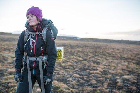 Fjellguide Margretha Flatland frå Rosendal har sjølv brukt appen «Hjelp 113» utvikla av Norsk Luftambulanse fleire gonger for å hjel-pa andre. Ho meiner alle bør lasta den ned. (Arkivfoto: Privat).
