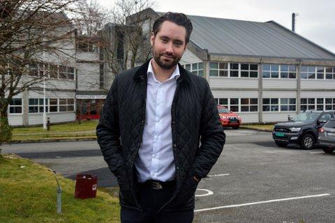 Peder Sjo Slettebø har liten sans for utspelet til fylkesdirektør for samferdsel, Håkon Rasmussen. (Arkivfoto).
