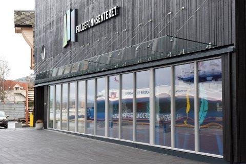Naturrettleiaren vil ha arbeidsstad i Folgefonnsenteret i Rosendal. (Arkivfoto).