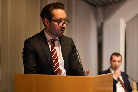 Peder Sjo Slettebø svarer på kritikken frå SF i dette innlegget. (Arkivfoto).
