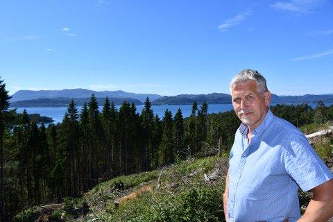 I desse dagar skal regjeringa Solberg ta ei avgjerd som vil få store konsekvensar for folket i Sunnhordland i mange generasjonar frametter, skriv Håkon Røstbø (bildet) i dette innlegget.