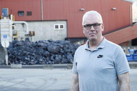 Opplever gode økonomiske tider: Per Øyvind Sævartveit og TTI i Tyssedal har lagt bak seg det som blir beskrevet som et historisk godt første halvår.