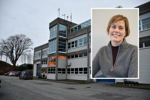 AVSLAG: Kvinnheringen får ikkje vita meir om lønskostnadane i Kvinnherad Breiband. Dagleg leiar Gunnhild Nilsen Hillestad (innfelt) grunngjev det med personvernomsyn. (Arkivfoto)