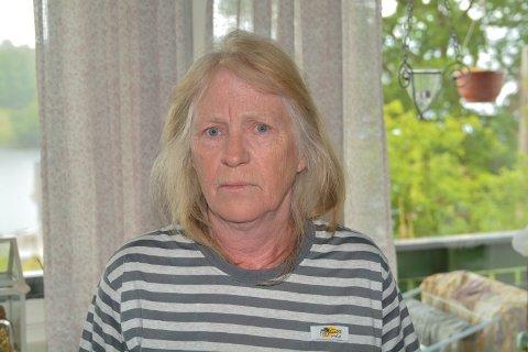 AVSLAG: Magny Serina Huseth (63) frå Valen har fått avslag på søknaden om pasientskadeerstatning etter sjukehusskandalen som gjorde at ho i fleire år gjekk uvitande om ein alvorleg kreftsvulst. No vil ho politimelda Stord sjukehus. (Arkivfoto)