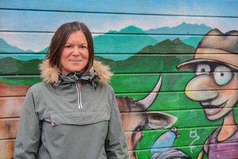 LETTA: Styrar i Dønhaug gardsbarnehage i Uskedalen, Helene Bjørnebøle, er glad og letta for at dei føreslegne budsjettkutta til private barnehagar ikkje blir noko av likevel. (Arkivfoto)