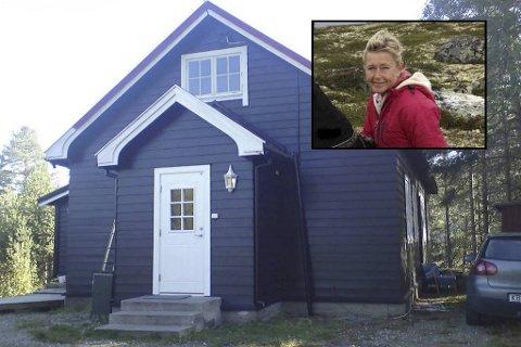 Marina Wedenberg leide ut huset sitt til en jentegjeng fra Bergen. Hun visste ikke at de var russ.