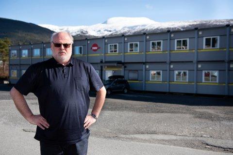 Leiar for Nav Kvinnherad, Arild Berg, fortel om hektiske dagar for dei Nav-tilsette.