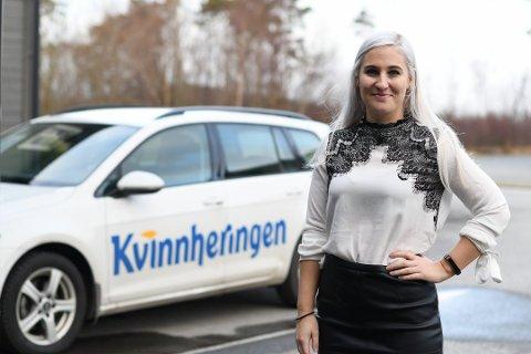 Kvinnheringen-redaktør Mona Grønningen.