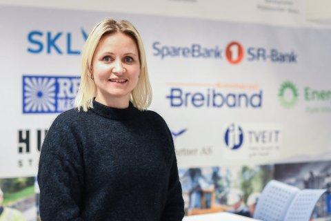 Prosjektkoordinator i Kvinnherad Næringsservice, Kristine Røyrvik. (Arkivfoto).