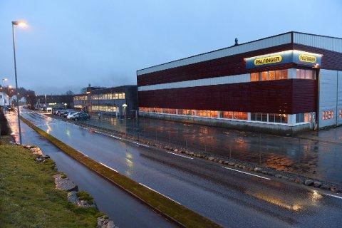 Palfinger permitterer tilsette på Seimsfoss, i Ølve og i Bergen, melder selskapet måndag. (Arkivfoto).
