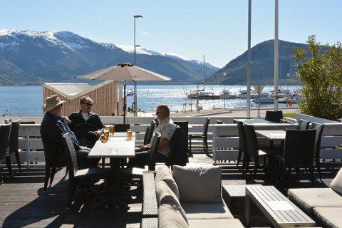 Heile landet får fine sommardagar framover. I Sør-Noreg blir det temperaturar på mellom 25 og 30 grader i helga, medan det nord i landet kan bli opp mot 25 grader. (Illustrasjonsfoto frå arkivet).