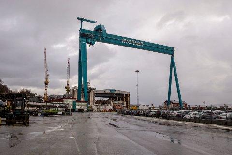 FÅR JOBB: Kværner Stord har fått arbeid med å demolere 33.000 tonn.