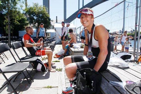 GÅR FOR NORGESREKORD: Allan Hovda har vunnet mye i sin triatlonkarrriere. Nå skal han prøve å skrive seg inn i historiebøkene.
