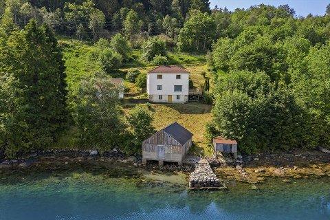 Bad om 990.000 for eigedomen i Toftevågen, men fekk langt meir.