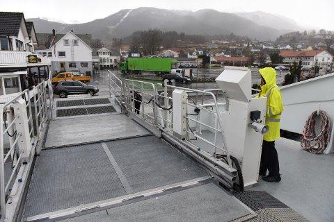 NY KAI: Snøggbåtkaien i Skånevik skal fornyast. Kvinnherad-firmaet Byggservice er tildelt kontrakten. (Arkivfoto)