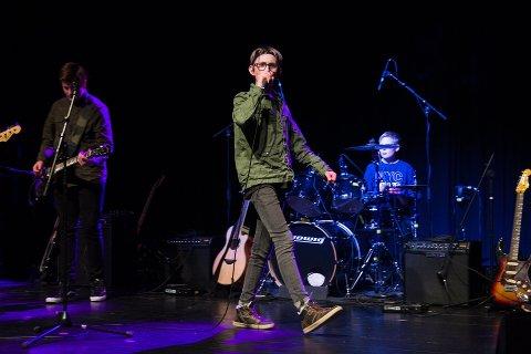 I 2019 deltok bandet The Keys på UKM. Theodor Bartlett Enes Mehl hadde rocke-haldninga på plass og både hoppa og underheldt publikum undervegs i framføringa.