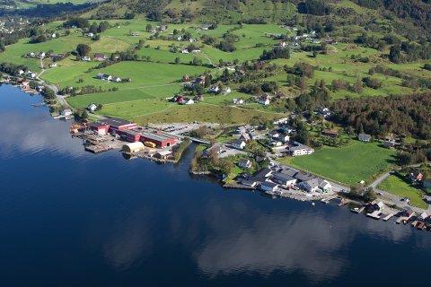 Norgeshus Byggfirma Kjell Høyland har planar om å etablera eit heilt nytt byggefelt på Seimsfoss.