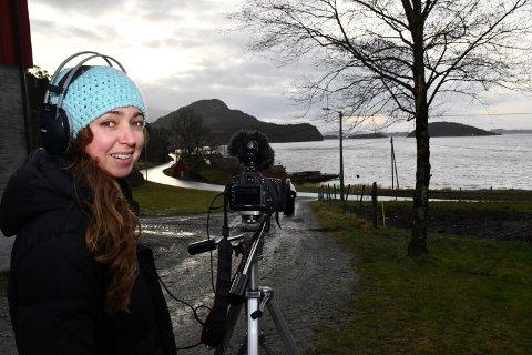 NOMINERT: Den lokale filmregissøren Merethe Offerdal Tveit sin film «Odelsgut og fantefølge» er nominert til den prestisjetunge Human-prisen 2021. – Eg har på ein måte tatt steget inn i norsk filmbransje med denne filmen, seier Offerdal Tveit. (Arkivfoto)