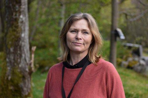 IKKJE MED: Kommunedirektør Ragnhild Bjerkvik er ikkje del av kommunen sitt varslarutval.