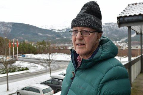 KONFLIKT: Magnus Birkeland i Norwegian Pipeline Drilling går hardt ut mot Kvinnherad kommune, etter at selskapet hans har hamna i konflikt med kommunen om prosjektet ved Svartavatnet.